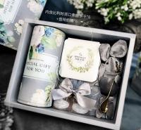 Rose Flower Tea Gift Box