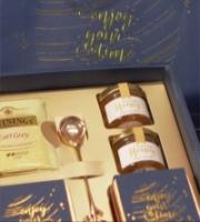 Mini Honey Gift Box Blue