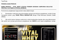 Whey Protein Halal – Vital Whey 1kg/2.2lbs, Whey Isolate With 24g Protein, 33 Servings - Fast Muscle Recovery (Chocolate Milkshake) + FREE Official 3-in-1 Pharmanutri Vital Whey Protein Shaker/Blender/Mixer 17oz/500ml (Black) vs Hydro Whey Mesotropin