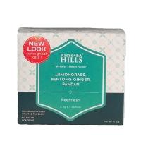 [Tea] Rhymba Hills® Reefresh Tea (Blend of Lemon grass, Pandanus and Bentong Ginger) 7 Sachets