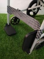"SOMA Aluminium Lightweight Wheelchair 11kg (18"")"