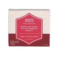 [Tea] Rhymba Hills® Ceylon Cinnamon Blend (Kaffir Lime Leaves, Ceylon Cinnamon and Roselle) 10 sachets