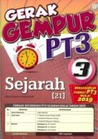 GERAK GEMPUR SEJARAH TINGKATAN 3 PT3