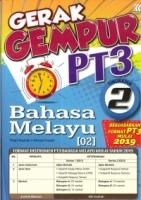 GERAK GEMPUR BAHASA MELAYU TINGKATAN 2 PT3