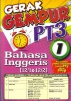 GERAK GEMPUK BAHASA INGGERIS TINGKATAN 1 PT3