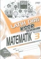 LATIH DIRI MATEMATIK TAHUN 3(2019)