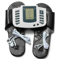 Digital Tens Stimulator Full Body Acupuncture Therapy Massager Slipper