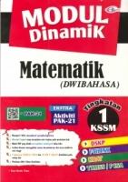 MODUL DINAMIK MATEMATIK(DWIBAHASA)TINGKATAN 1 KSSM(2019)