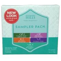 [Tea] Rhymba Hills® Sampler Pack (Lemongrass Blend, Java Tea Blend, Reevitalise, Reefresh, Reelax) 10 Sachets