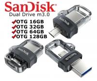 SanDisk Ultra® Dual Drive m3.0 (16GB / 32GB / 64GB)