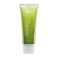 Bioglo Apricot Tea Tree Facial Scrub to Brighter Radiant Complexion 100g