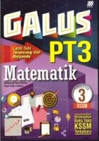 GALUS MATEMATIK TINGKATAN 3 KSSM PT3