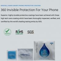 Xiaomi Mi 9 Screen Protector - Kristall® Nano Liquid Coating Screen Protector for 小米9, Xiaomi Mi 9 SE, Xiaomi Mi 9 Transparent Edition (Bubble-FREE Screen Protector, Edge-to-Edge Coverage, Super Hydrophobic, 9H Pencil Hardness, Not Tempered Glass)