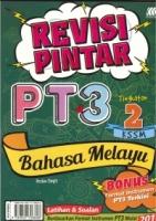 REVISI PINTAR BAHASA MELAYU TINGKATAN 2 PT3 KSSM 2019