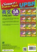 SMART+ PRAKTIS TOPIK UPSR ENGLISH 5A SJKC KSSR