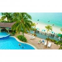 [Hotel Stay/Package] 2D1N Flamingo by the Beach FREE Breakfast + Penang Fun Filled Wax Museum Ticket (Penang)