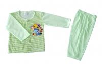 6PCS Baby Clothes 6-12M cartoon newborn clothing set Pajamas new born