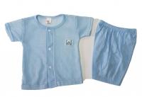 NewBorn Baby Eyelet Casual Wear 3 Set In 1 Price For Under 12 Months