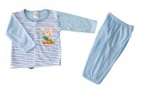 6 PCS Baby Clothes 6-12M cartoon newborn clothing set cotton new born Pajamas
