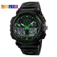 SKMEI SKD270 Dual Time Sport Watch ( BUY 1 FREE 1 )