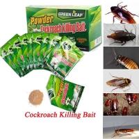 5 pcs*5g Effective Powerful Cockroach Killing Bait Pesticides Insecticide Pest Control Idea For Kitchen Restaurant