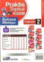 PRAKTIS TOPIKAL BAHASA MELAYU TINGKATAN 2 KSSM 2019