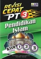 (PENERBIT ILMU BAKTI)REVISI CEPAT PENDIDIKAN ISLAM TINGKATAN 1,2,3 KSSM PT3 2019