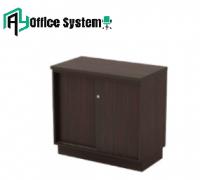 Modern Series Sliding Door Low Cabinet (80cm x 40cm x 91cm)