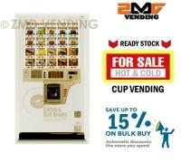Hot & Cold Cup Vending Machine