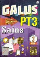 GALUS SAINS TINGKATAN 3 KSSM PT3 2019