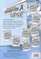 KERTAS MODEL ORIENTASI A BAHASA INGGERIS(PEMAHAMAN)KERTAS 013 UPSR