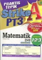 PRAKTIS TOPIK STRIKE A MATEMATIK (DWIBAHASA)TINGKATAN 1.2.3 PT3