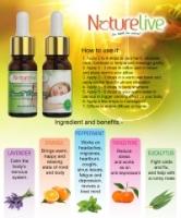 Muji Inspire Ultrasonic Aromatherapy Diffuser 600ml + 2 Essential Oil Blends