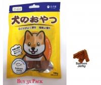 {3x Pack 100g} Tarokun Salmon Treats Series-Assorted Choice