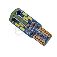 2Pcs T10 30SMD 4014 Chip White LED Light (No error canbus)