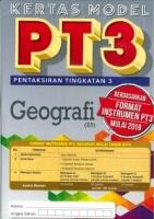 KERTAS MODEL GEOGRAFI TINGKATAN 3 PT3