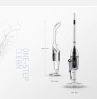 Deerma Steam Mop & Vacuum Cleaner for Wet & Dry (2 in 1) ZQ990