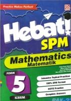 (PELANGI)HEBAT! (MATHEMATICS-MATEMATIK)FORM 5 KBSM SPM 2019