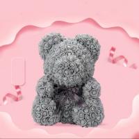 Rose Bear Grey