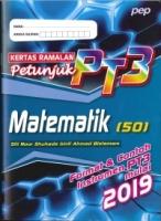 KERTAS RAMALAN PETUNJUK MATEMATIK(DWIBAHASA)PT3 2019