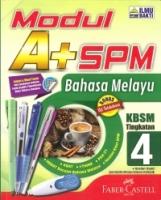 MODUL A+BAHASA MELAYU TINGKATAN 4 KBSM SPM 2019