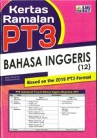 (PENERBIT ILMU BAKTI) KERTAS RAMALAN PT3 BAHASA INGGERIS TINGKATAN 1,2&3 2019