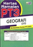 (PENERBIT ILMU BAKTI) KERTAS RAMALAN GEOGRAFI PT3 2019
