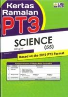 (PENERBIT ILMU BAKTI) KERTAS RAMALAN SCIENCE(BILINGUAL)PT3 2019