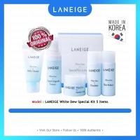 LANEIGE White Dew Special Kit 5 items - 100% Original