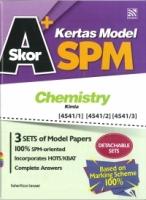 SKOR A+ KERTAS MODEL CHEMISTRY(BILINGUAL) FORM 4&5 SPM 2019