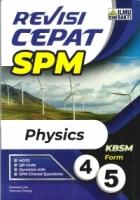 REVISI CEPAT SPM PHYSICS FORM 4&5 KBSM 2019