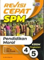 REVISI CEPAT SPM PENDIDIKAN MORAL TINGKATAN 4&5 KBSM 2019