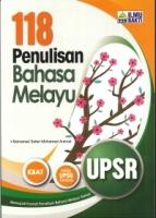 118 PENULISAN BAHASA MELAYU UPSR 2019