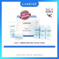 LANEIGE White Dew Trial Kit 5 items - 100% Original